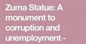 AfriForum sê nee vir Zuma standbeeld in Noordwes
